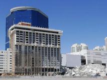 リビエラホテル、爆破解体