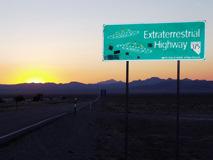 ETハイウェーを示す標識