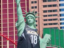 ニューヨークニューヨークホテルの自由の女神