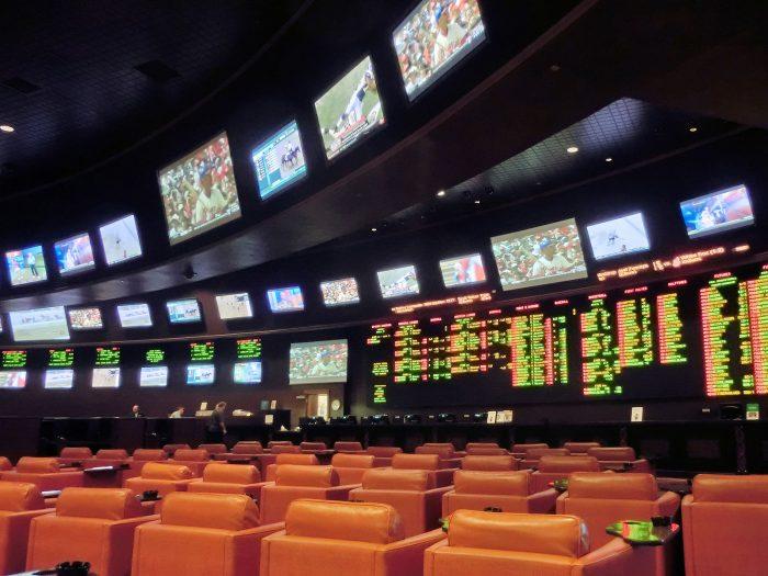 ラスベガスのカジノのスポーツブック