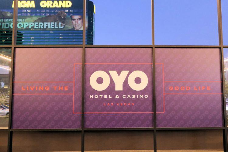 oyo ホテル