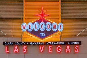 ラスベガス国際空港の第3ターミナル