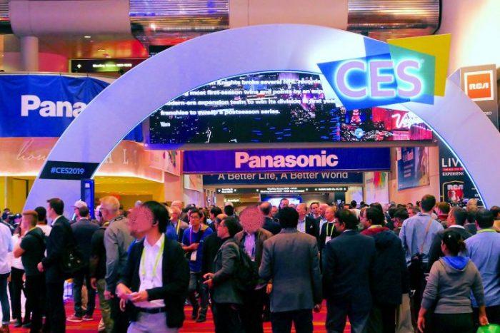 CES(2019年開催)