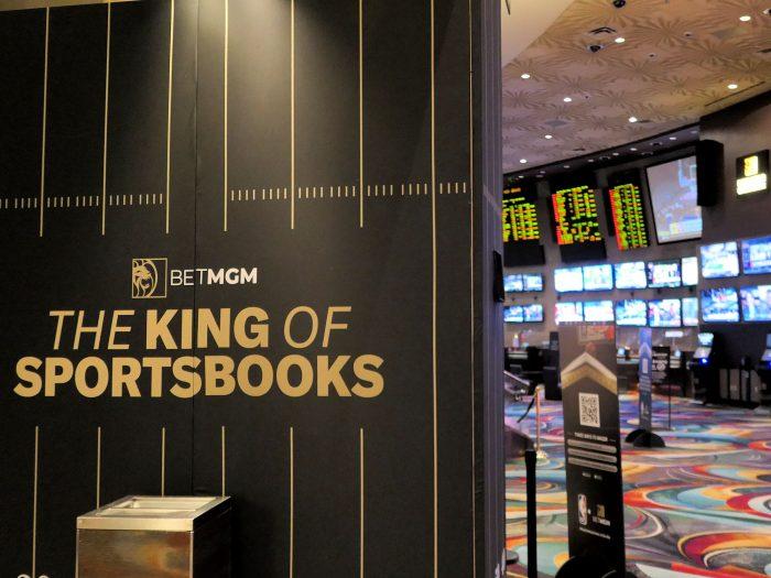 MGMグランドのスポーツブック