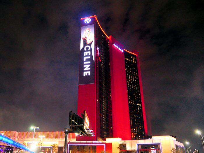 2位: 2021年夏に開業したばかりの Resorts World。